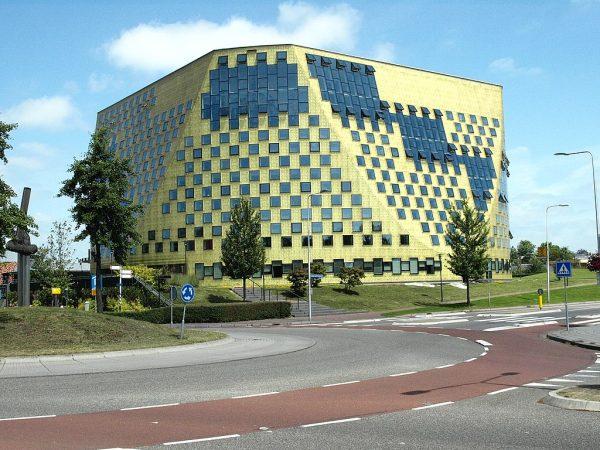 Referentiebeeld: het gemeentehuis van Hardenberg (2018)