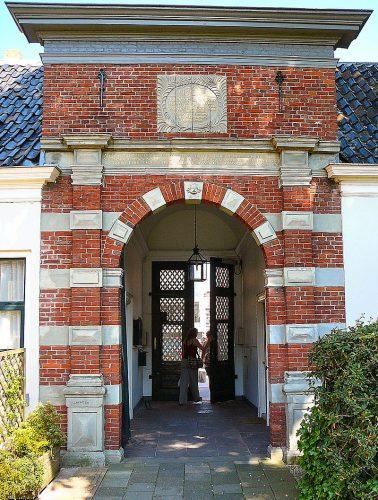 Het Heilige Geestgasthuis, in de volksmond vaak het Pelstergasthuis, in de stad Groningen