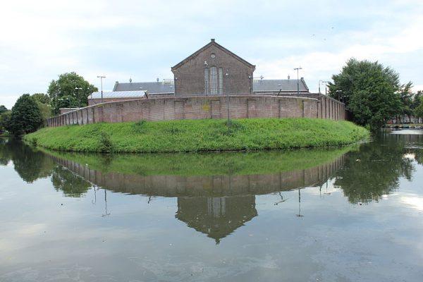 Gevangenis Wolvenplein in Utrecht (2012)
