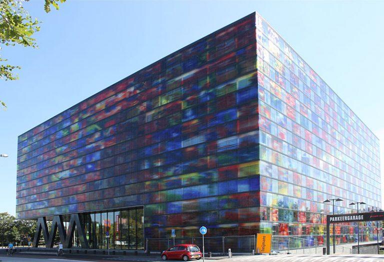Het Nederlands Instituut voor Beeld en Geluid in Hilversum (2014)