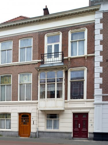 Huis De Quack, Elandstraat 12, Den Haag