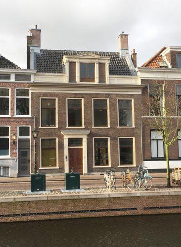 Huis Tuyt, Toussaintkade 22, Den Haag