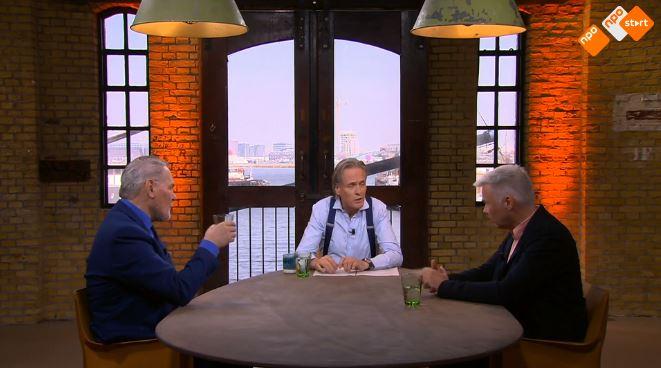 Verbouwing Binnenhof besproken in Buitenhof (video)