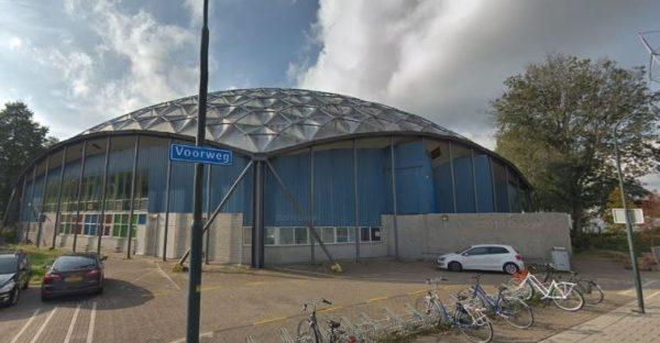 De Olympushal aan de Voorweg 107 in Zoetermeer