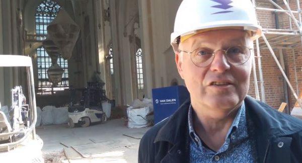 Restauratiearchitect Peter Koelewijn vertelt over de restauratie van de Eusebiuskerk in Arnhem