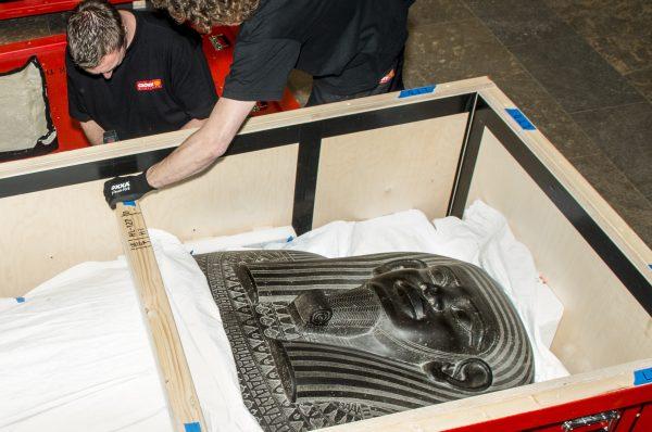 Egyptische sarcofaag