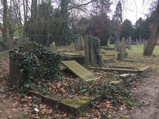 Begraafplaats Daalseweg Nijmegen