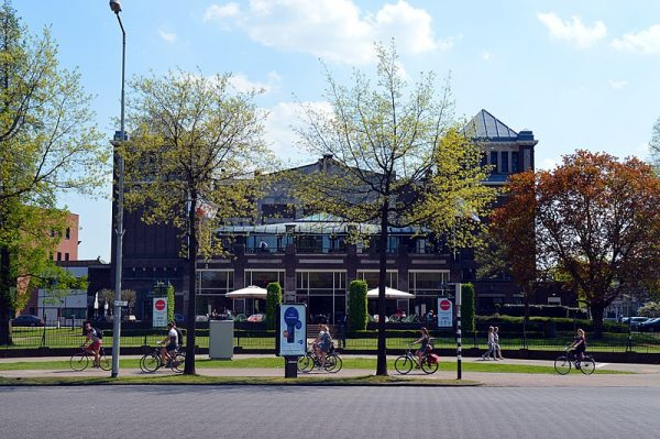 Concertgebouw De Vereeniging in Nijmegen (2018)