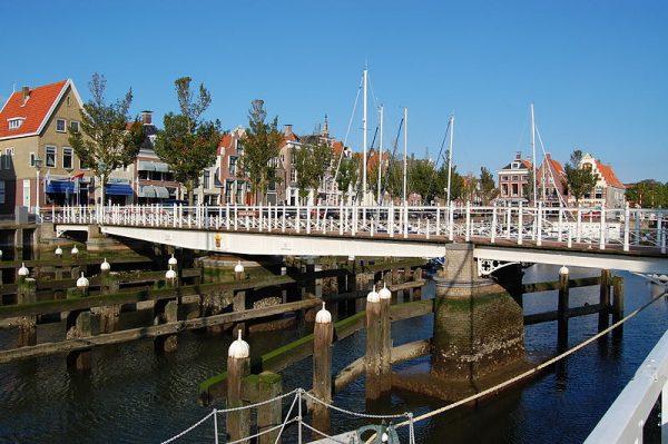 Raadhuisbrug, Harlingen friesland