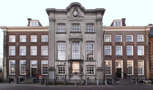 De Fundatie van Renswoude in Utrecht