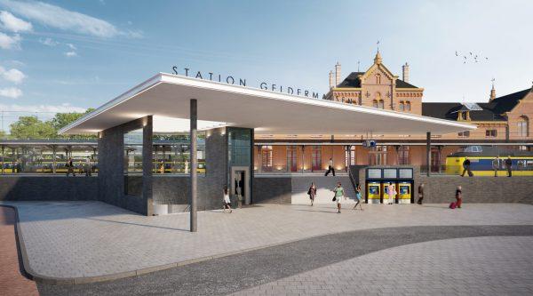 Station Geldermalsen
