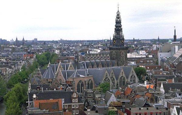De Oude Kerk in Amsterdam (2008)