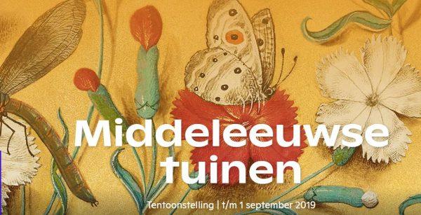 Middeleeuwse Tuinen, Rijksmuseum van Oudheden