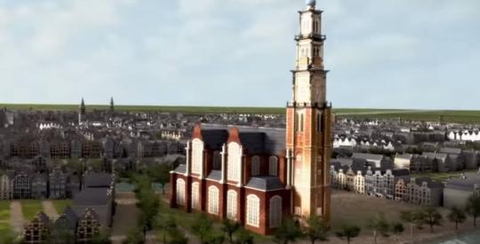 Eeuwen terug met 'virtuele tijdmachines' uit alle hoeken van Nederland