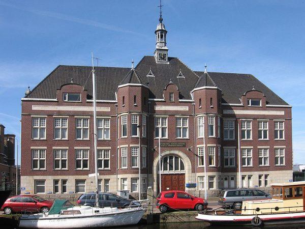 Het Grote Kantoor van DSM in Delft