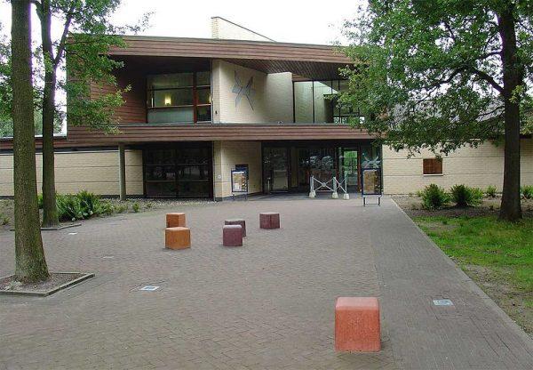 Herinneringscentrum Kamp Westerbork (2008)