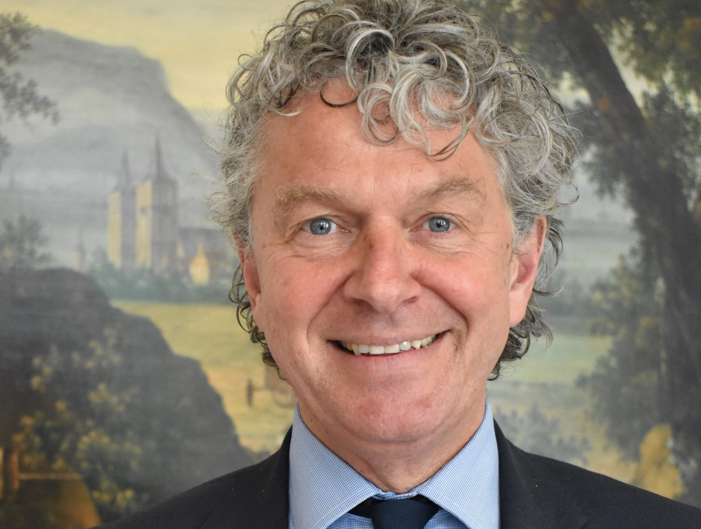 Jacques Monasch nieuwe voorzitter stichting ERM