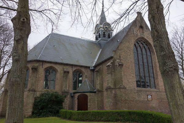 Witte kerk, Sint Pancras