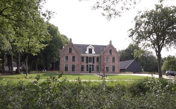 De historische Mandenmakerij in Wilhelminaoord