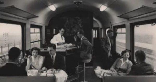 Referentiebeeld: Restauratietuig Plan D Beeld: via het Spoorwegmuseum