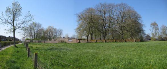 Het rijksmonumentale kerkhof van Bellingeweer