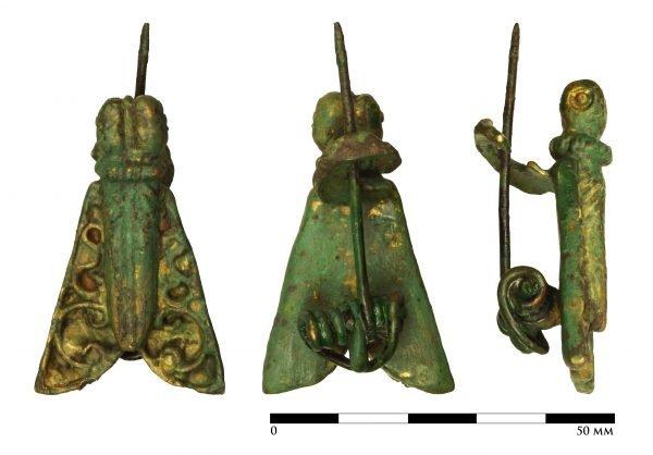 cicadefibula utrecht romeinen arcgeologie