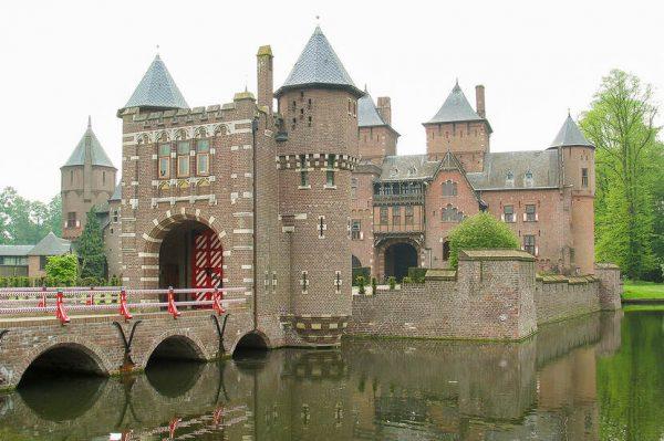 De afbeelding van Kasteel de Haar is gekozen als voorbeeld van een groot rijksmonument Afbeelding: via Rijksdienst voor het Cultureel Erfgoed