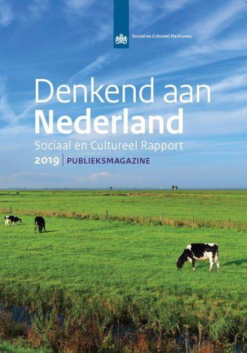 Sociaal en Cultureel Rapport 2019: Denkend aan Nederland