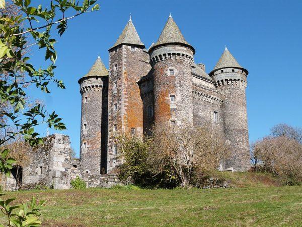 Château du Bousquet in Montpeyroux