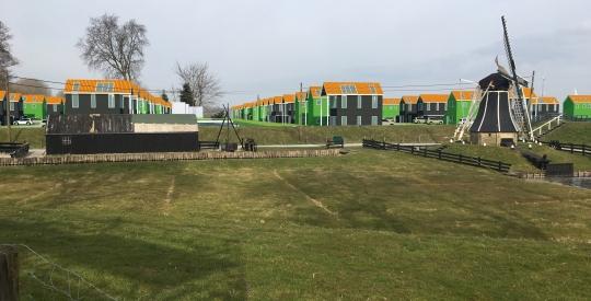 Al meer dan 2000 handtekeningen tegen vakantiepark Enkhuizen