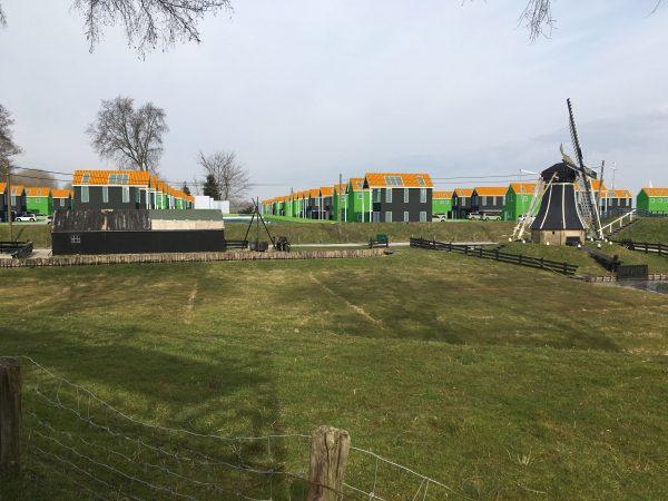 Impressie vakantiepark Enkhuizerzand