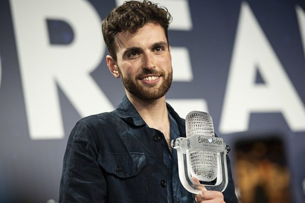 Duncan Laurence, winnaar Eurovisiesongfestival 2019