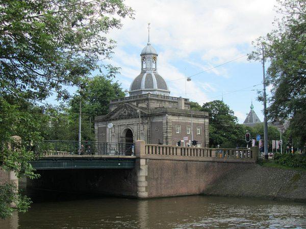 De Muiderpoort in Amsterdam (2012)