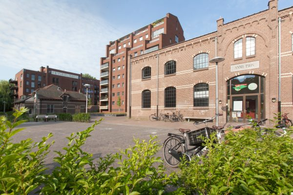 De Cereolfabriek in Utrecht
