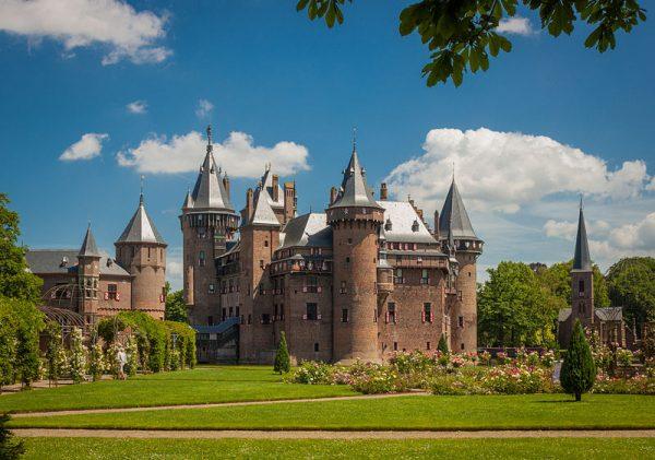 NBTC-campagne werkt: Nederlandse kastelen in trek bij buitenlandse bezoekers