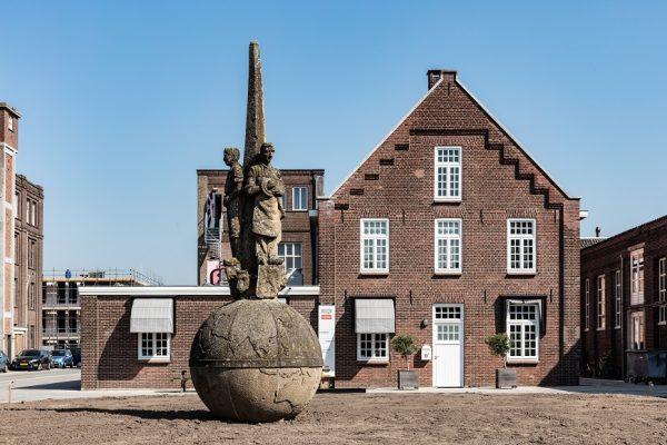 Gedenknaald KVL Oisterwijk