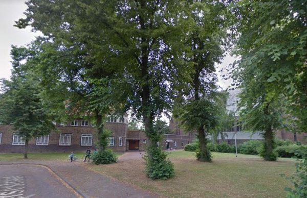 School- en kloostercomplex Mariahof in Sittard (2017)