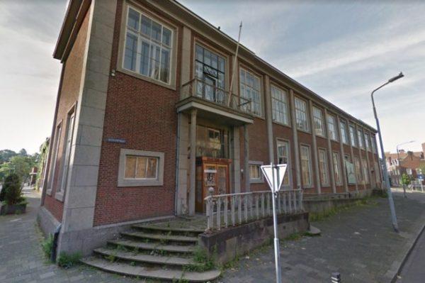 De Raad van Arbeid in Venlo voor de verbouwing