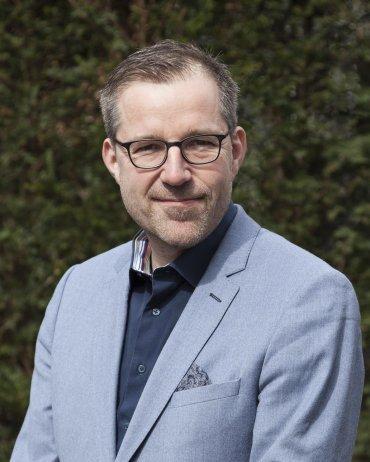 Karel Loeff, directeur Erfgoedvereniging Heemschut