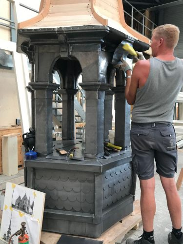 Restauratie Tramremise Koninginneweg