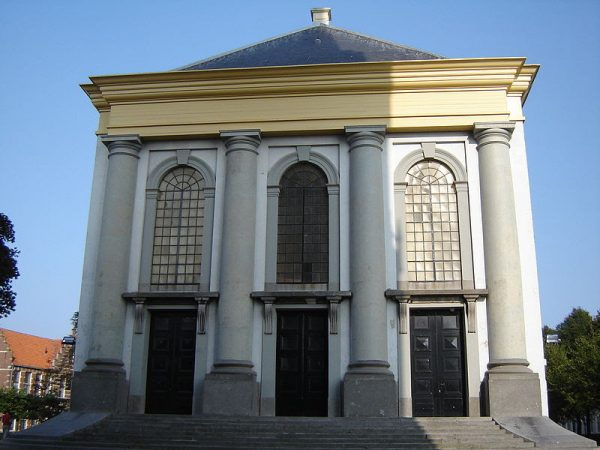 De Nieuwe Kerk in Zierikzee