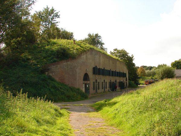Fort Het Hemeltje, onderdeel van de Nieuwe Hollandse Waterlinie