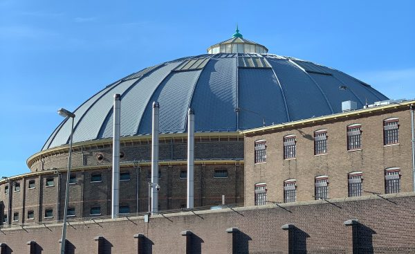 Voormalige Koepelgevangenis in Haarlem