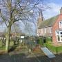 Historisch sierhek bij kerkhof van Lekkum wordt gemeentelijk monument