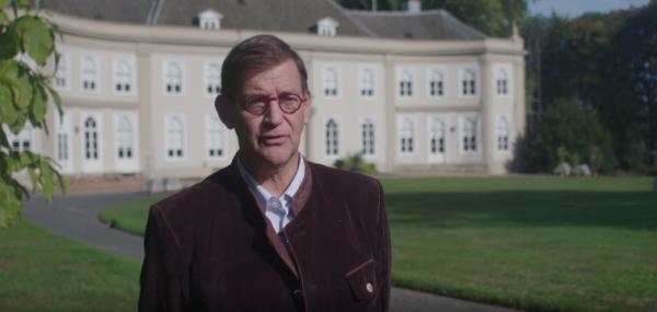 René Dessing, directeur stichting Kastelen Buitenplaatsen Landgoederen