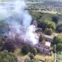 Rijksdienst wil herbouw van afgebrand landgoed Haarendael