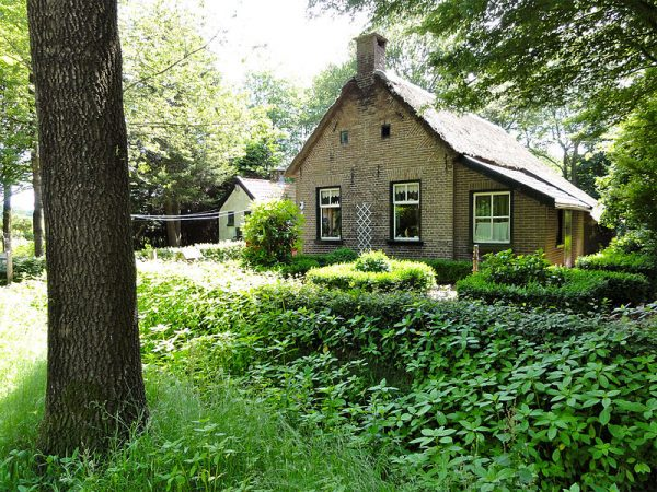 Kolonistenwoning Wilhelminaoord