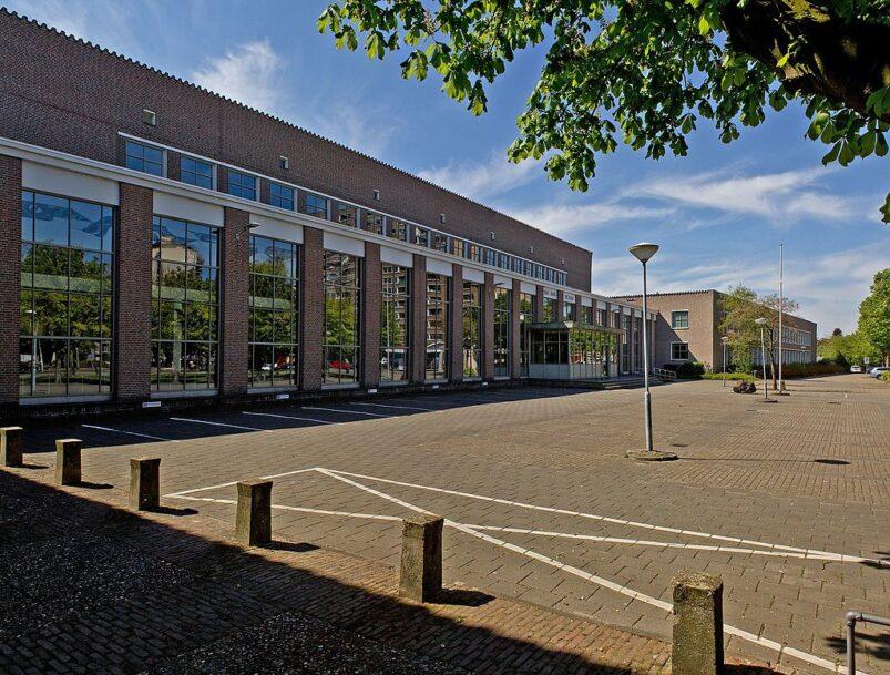 Het Sint-Janslyceum in Den Bosch