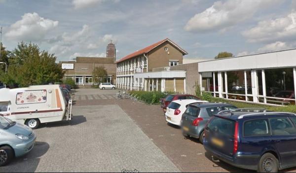 Gesloopt BATO-complex Enschede