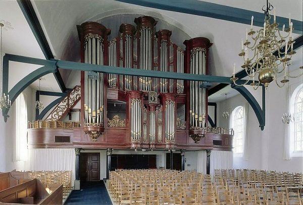 Orgel Veendam